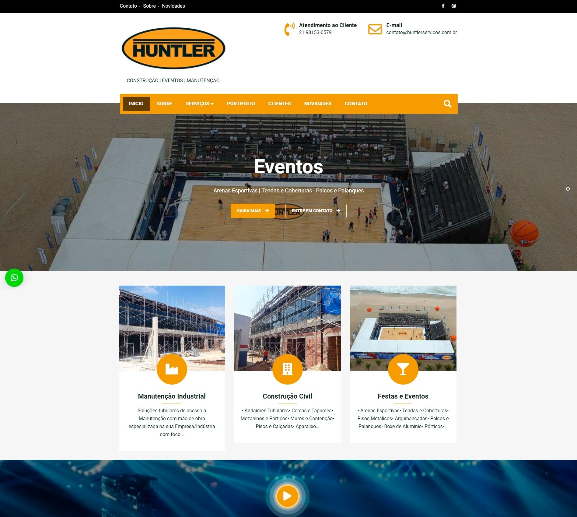 desenvolvimento-de-site-huntler